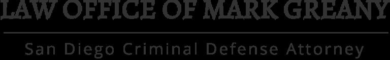 Law Office of Mark Greany Logo